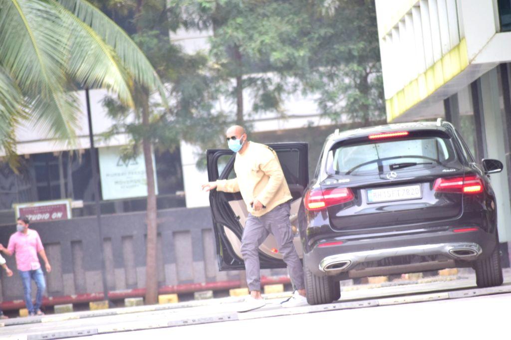 Shashank Khaitan seen at Bandra in Mumbai on Oct 8, 2020.