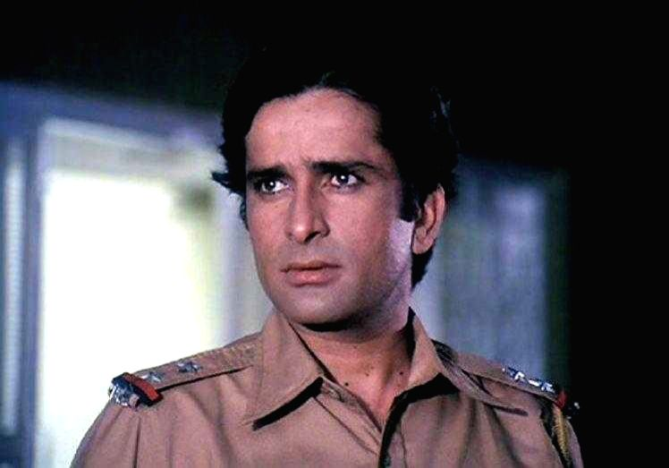 "Shashi Kapoor in ""Deewar"", one of his iconic roles - Shashi Kapoor"