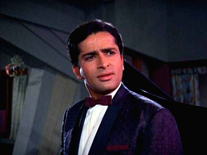 Shashi Kapoor in his heyday as romantic hero - Shashi Kapoor