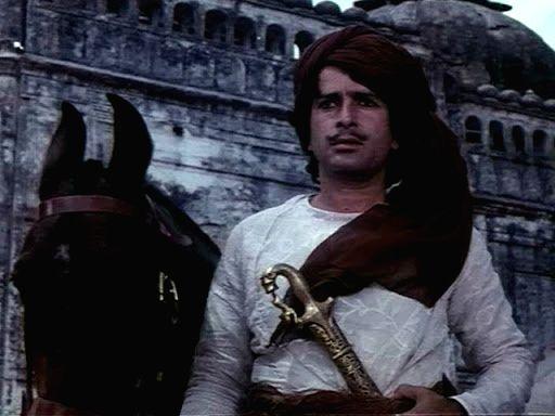 "Shashi Kapoor in ""Junoon - Shashi Kapoor"
