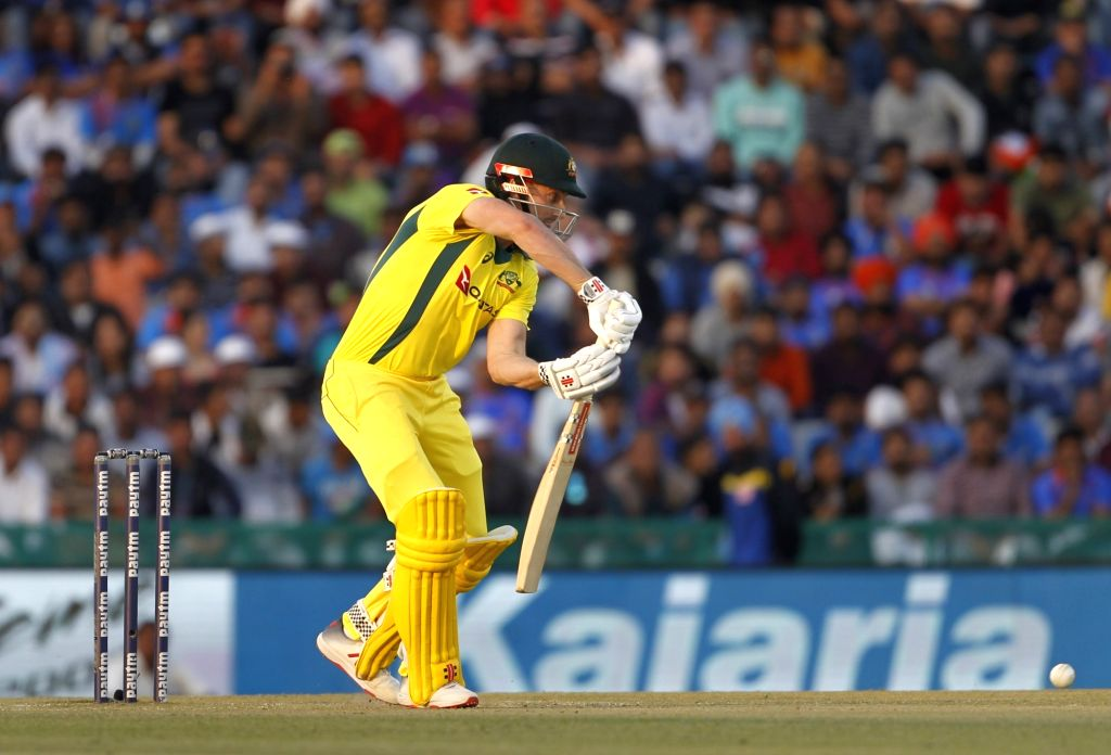 Shaun Marsh. (Photo: Surjeet Yadav/IANS) - Surjeet Yadav