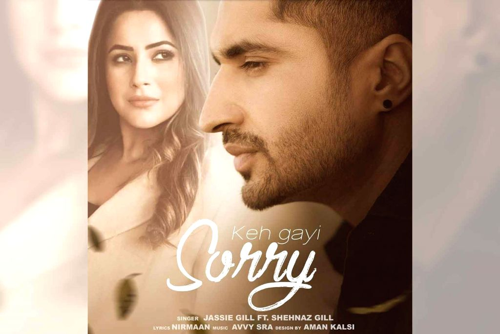 Shehnaaz Gill collaborates with Jassie Gill on new song.