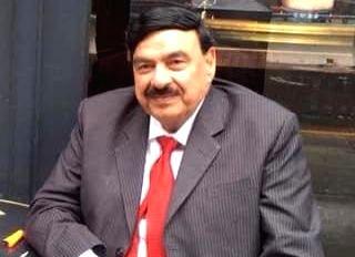 Sheikh Rashid Ahmad.