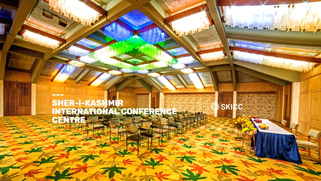 Sher-i-Kashmir International Conference Centre.