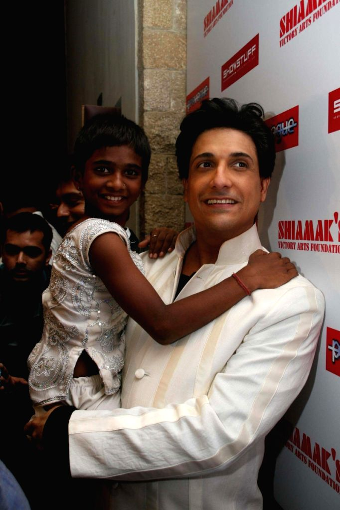 "Shiamak Davar at his ""We Can"" Show."