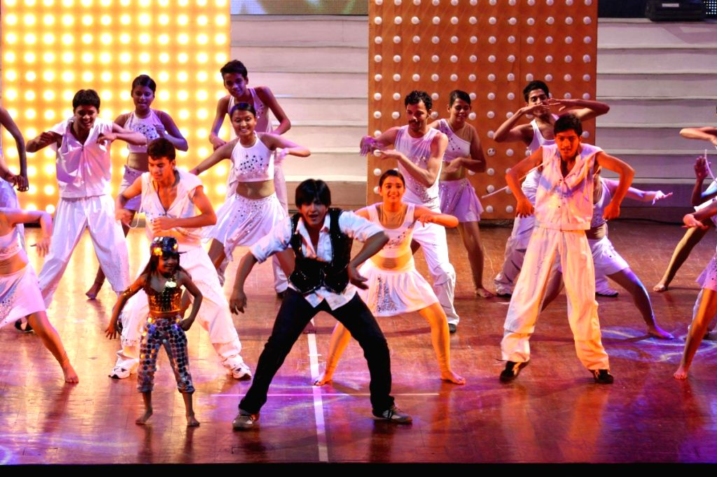 "Shiamak Davar's ""We Can"" Show."