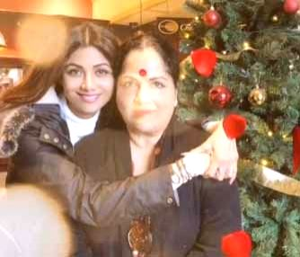 Shilpa Shetty: Mom is an 'incredible example of strength, dignity, ethics and love'. - Shilpa Shetty