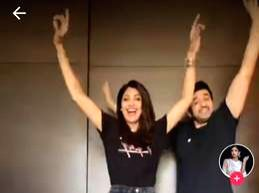 Shilpa Shetty, Raj Kundra give Punjabi twist to their video. - Shilpa Shetty and Raj Kundra