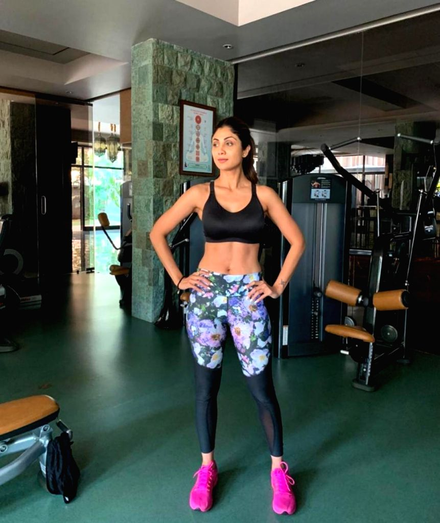 Shilpa Shetty warns about the challenges of starting a new fitness routine. - Shilpa Shetty