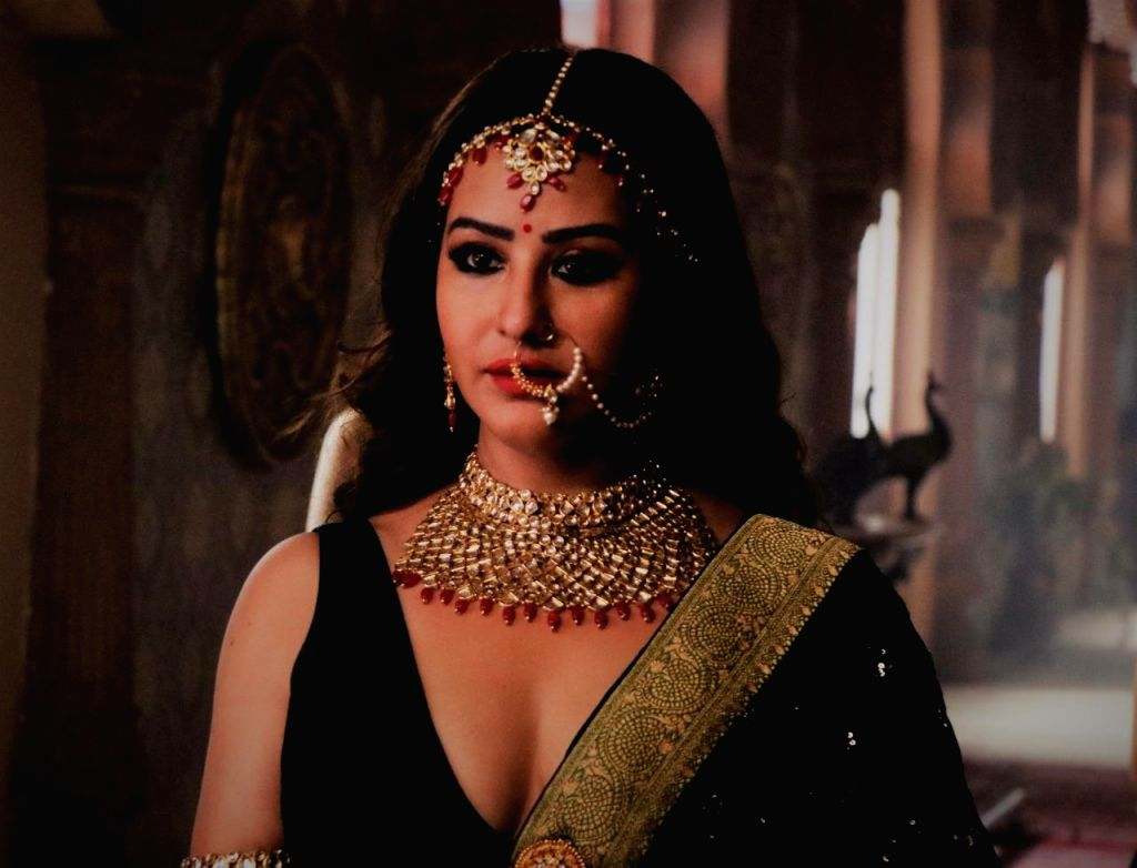 Shilpa Shinde set for a royal avatar in new web series.