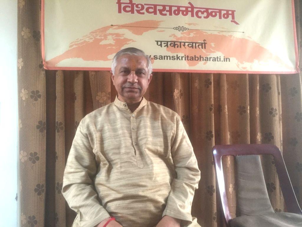 Shirish Deopujari.
