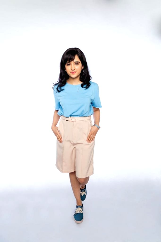 Shirley Setia: I get nervous and scared while talking to strangers.