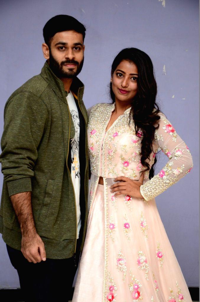 """Shivan"""" Movie Press meet"""