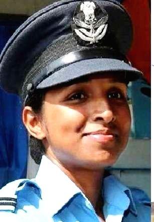 Shivangi rafale pilot.