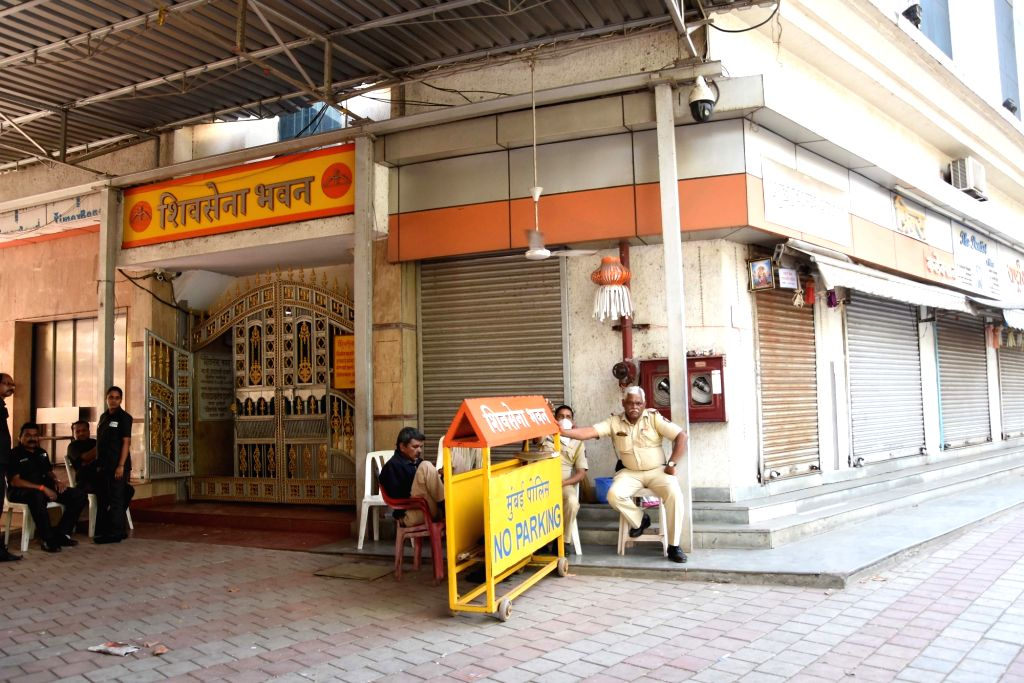 Shops remain shut after Maharashtra Chief Minister Uddhav Thackeray ordered all private offices, shops and commercial establishments to shut down in Mumbai in view of the growing number of ... - Uddhav Thackeray