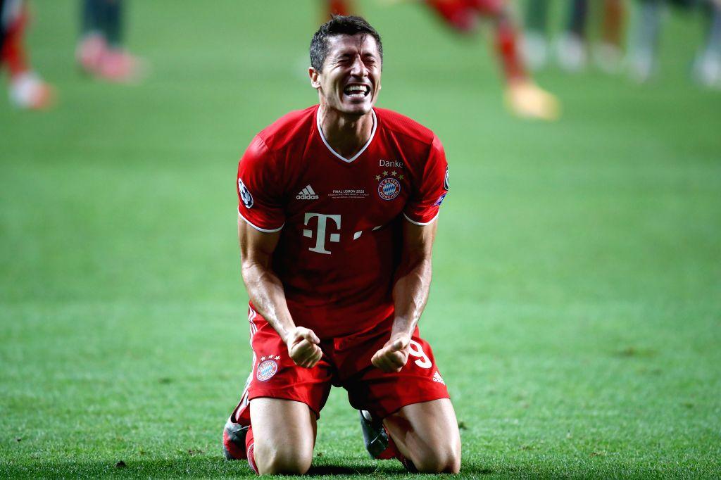 Should have been Ballon d'Or winner, feels Lewandowski