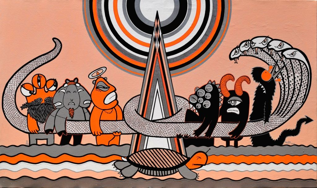 Shraddha Shrestha, Samundra Manthan.