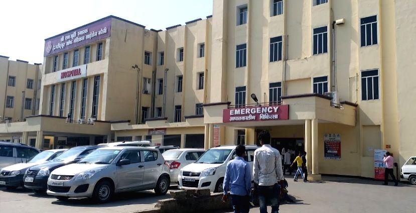 Shri Ram Murti Smarak Institute Of Medical Sciences.