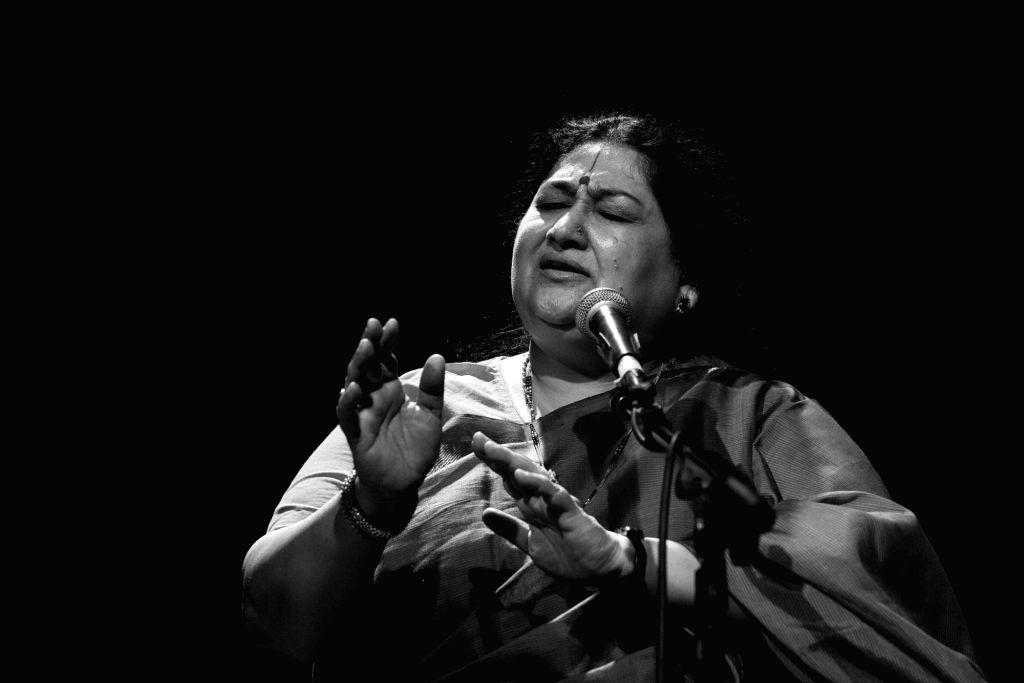 Shubha Mudgal.