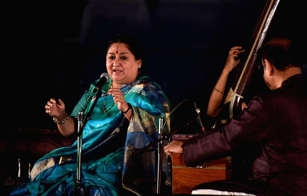 Shubha Mudgal. (Photo: IANS)