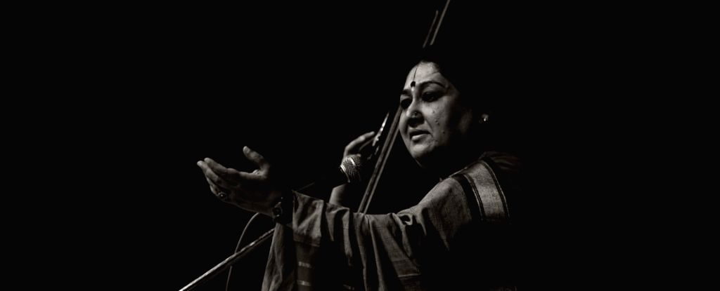 Shubha Mudgal. (Photo Source: www.shubhamudgal.com)