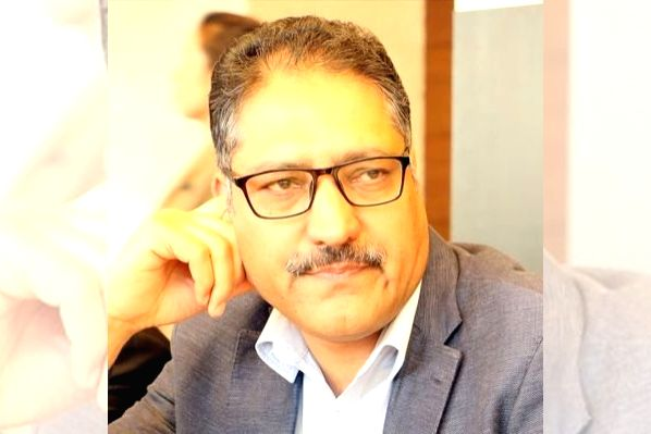 Shujaat Bukhari. (File Photo: IANS)