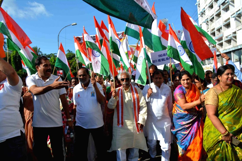 Shutdown in parts of Hyderabad ahead of Tiranga rally