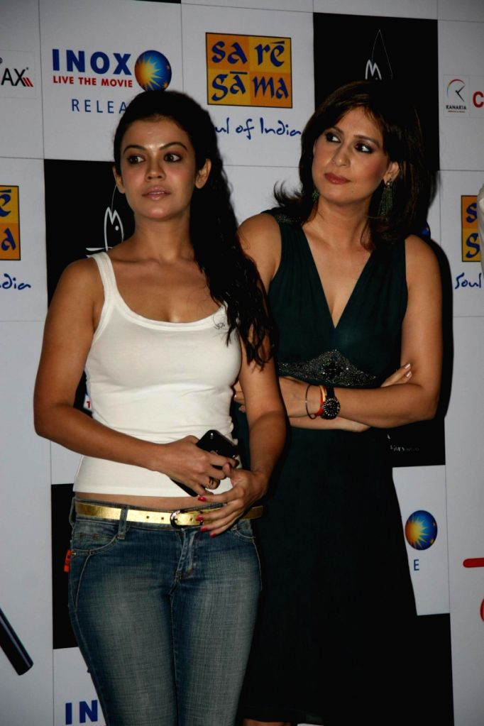"Shweta Gulati at music launch of the movie ""Detective Naani"" in Mumbai on May 12th, 2009."