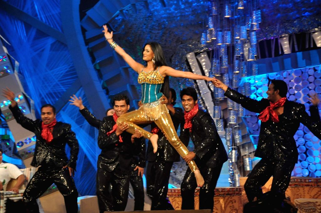 Shweta Tiwari on NDTV Greenathon event in Mumbai.