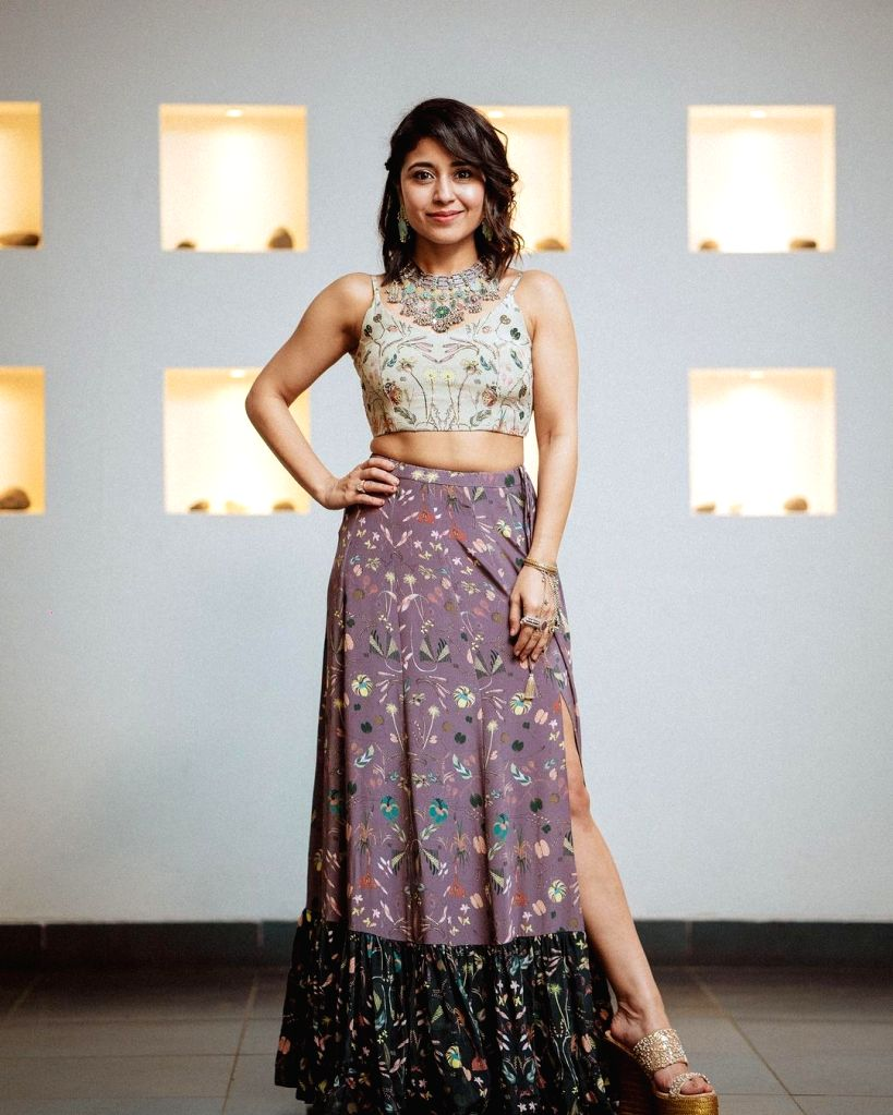 Shweta tripathi: important for actors to have fitness oriented approach while working