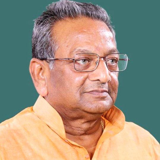 Shyama Charan Gupta. (File Photo: IANS) - Shyama Charan Gupta