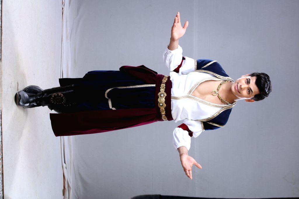 Siddharth Nigam as Ali in Sony SAB's Aladdin Naam Toh Suna Hoga.