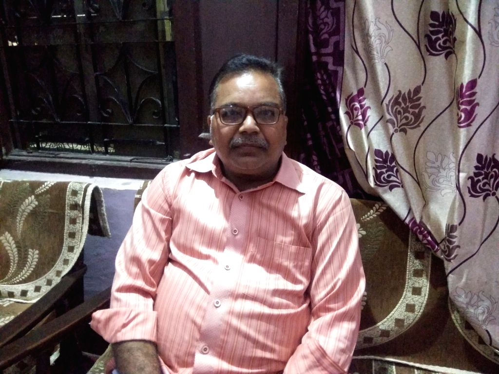 Siddheshwar Pandey. - Siddheshwar Pandey