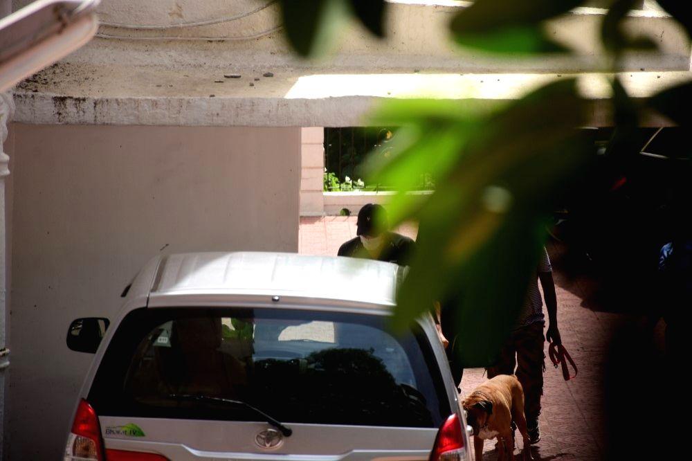 Sidharth Malhotra Spotted at Bandra on Tuesday June 22, 2021. - Sidharth Malhotra Spotted