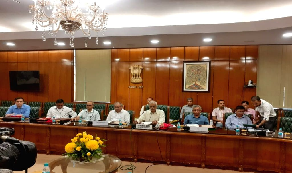 Signing ceremony of a Memorandum of Settlement between the Government of India, Govt. of Tripura and National Liberation Front of Twipra led by Sabir Kumar Debbarma (NLFT-SD), underway in ... - Sabir Kumar Debbarma