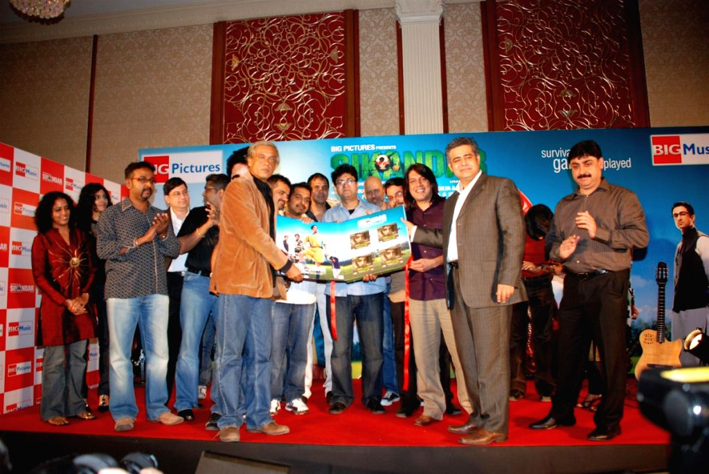 Sikander film music launch.