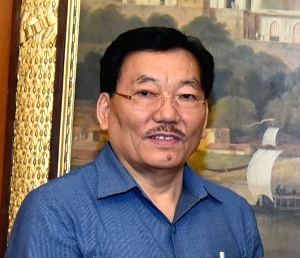 Sikkim Chief Minister Pawan Kumar Chamling. (File Photo: IANS) - Pawan Kumar Chamling