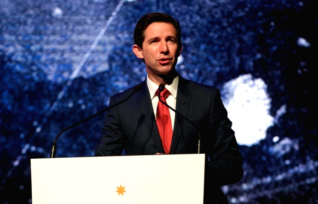Simon Birmingham. (File Photo: IANS)