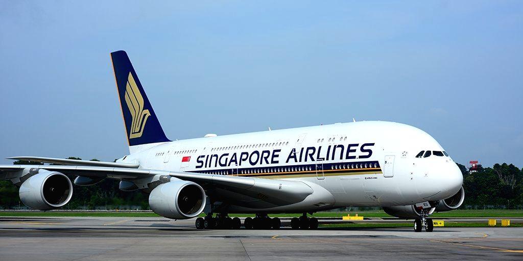 Singapore Airlines. (Photo: Twitter/@SingaporeAir)