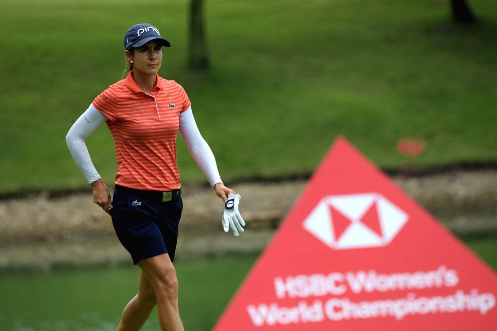 SINGAPORE-GOLF-HSBC WOMEN'S WORLD CHAMPIONSHIP