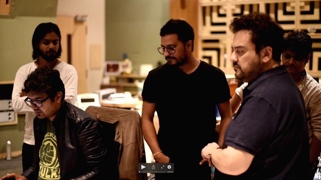 """Singer Adnan Sami is returning with a new non-film song, """"Tu yaad aaya"""", composed by Kunaal Vermaa, known for penning lyrics of Bollywood tracks such as """"Tum hi aana"""" and the """"Malang"""" title track. - Adnan Sami"""