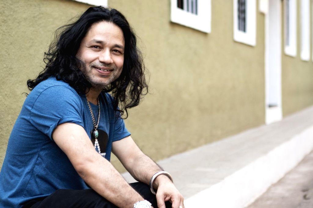 :Singer and composer Kailash Kher..