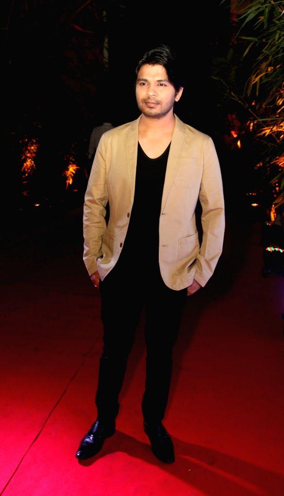 Singer Ankit Tiwari during the annoucement of Bahrain-India Week 2016 in New Delhi on Oct 14, 2016.