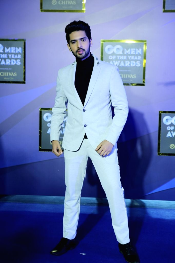 "Singer Armaan Malik at the ""GQ Men of the Year Awards 2019"" in Mumbai on Sep 28, 2019. - Malik"
