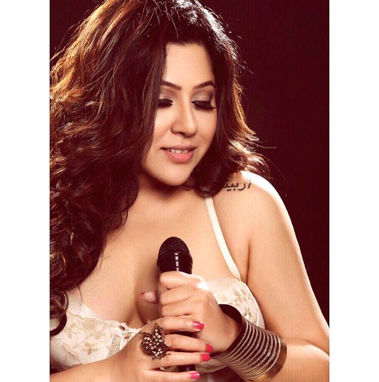 Singer Arpita Chakraborty. - Arpita Chakraborty