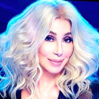 Singer Cher.
