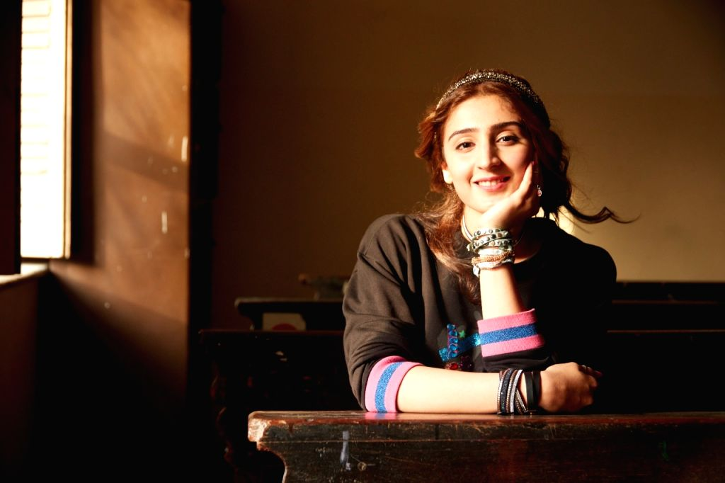 Singer Dhvani Bhanushali.