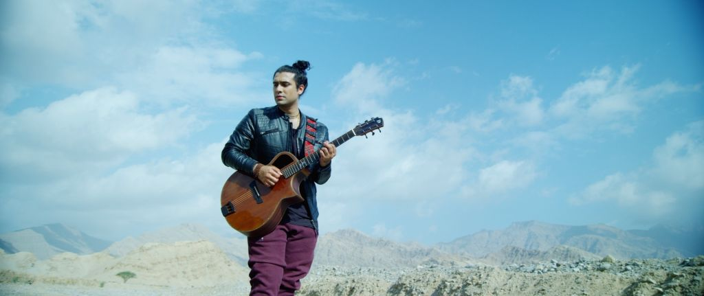 Singer Jubin Nautiyal.