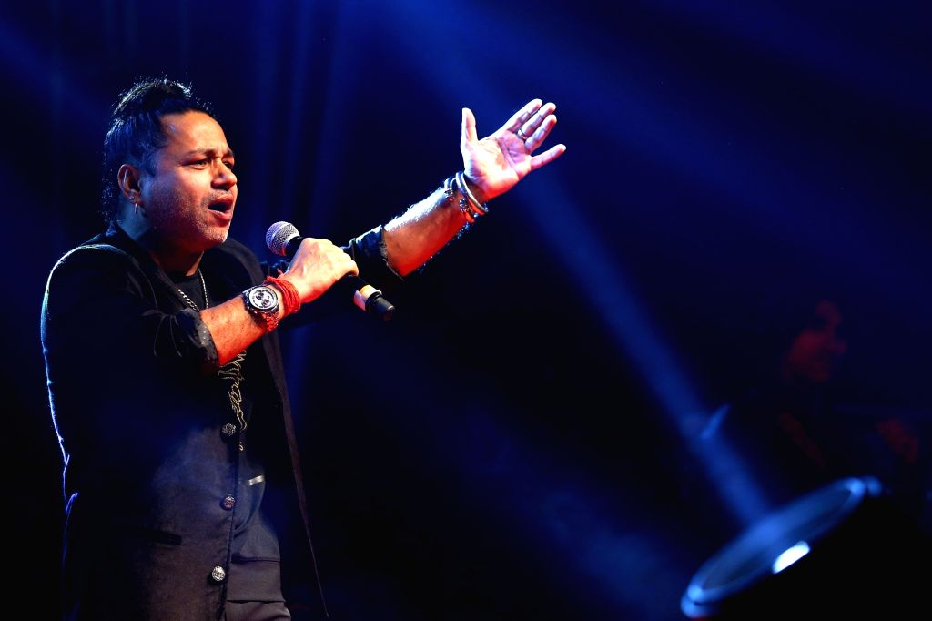 Singer Kailash Kher. (File Photo: IANS) - Kailash Kher