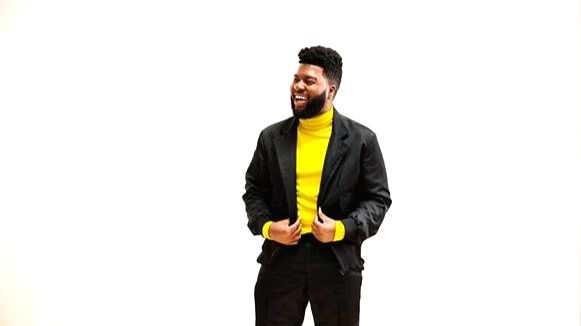 """Singer Khalid might just walk away with the record of the year Grammy for """"Talk"""" later this month. Before that, his fans can enjoy his new track """"Eleven"""". (Photo Credit: : Anthony ..."""